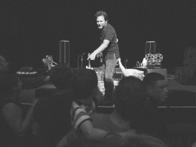 Copyright Rachael Willis 2014The Bowerbird Girl Eddie Vedder State Theatre Sydney Feb 2014