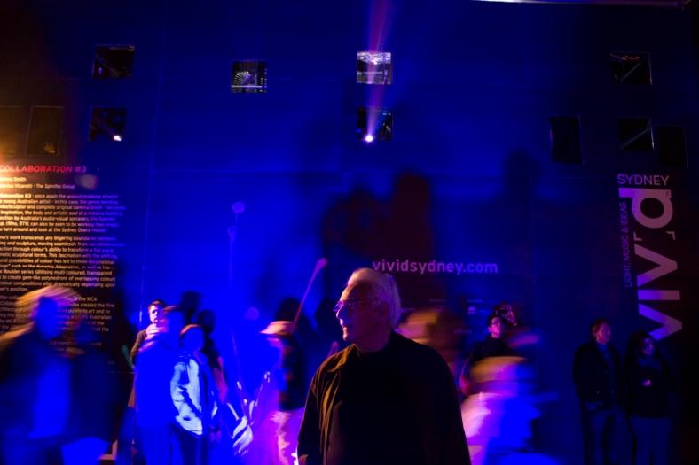 Rachael Willis The Bowerbird Girl VIVID Festival 2013